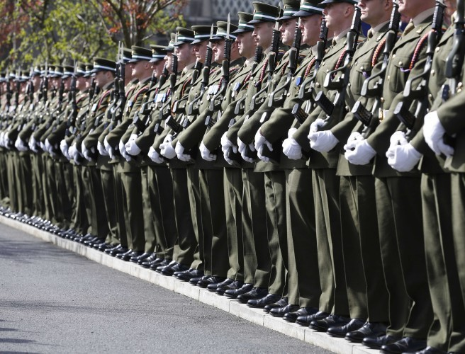 Defence Forces accepting recruits without necessary security checks