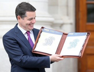 "What you need to know - Donohoe announces ""broadly balanced"" Budget 2018"