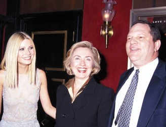 Hillary Clinton 'shocked and appalled' by Harvey Weinstein allegations