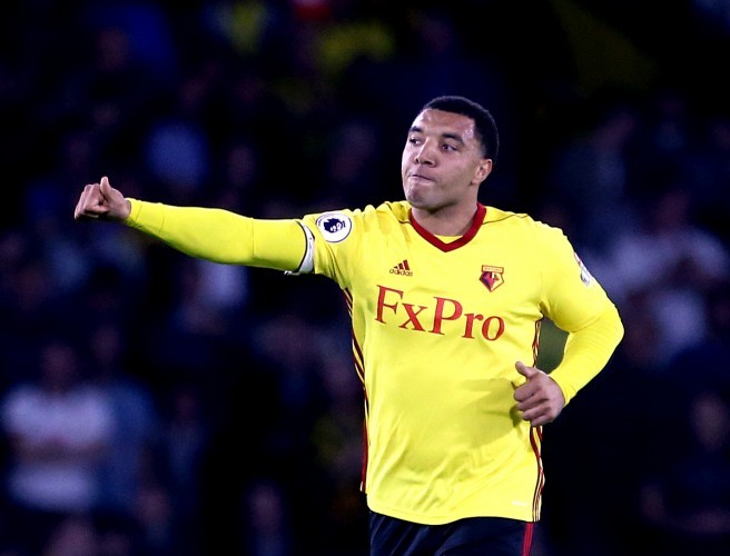 Watford, Troy Deeney, Arsenal