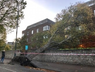Storm Brian to hit Ireland this weekend as Ophelia cleanup continues