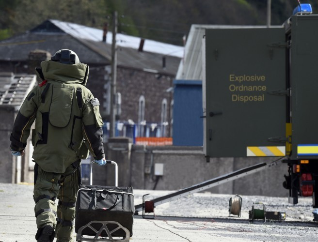 Controlled explosion carried out on school supplies in Dublin