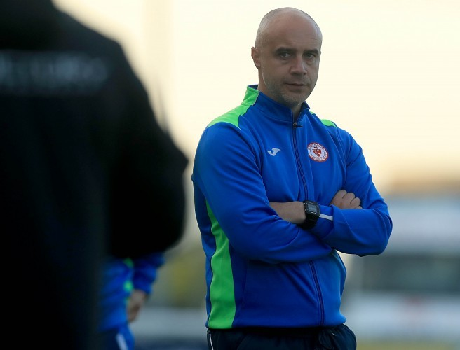 Sligo Rovers, Gerard Lyttle