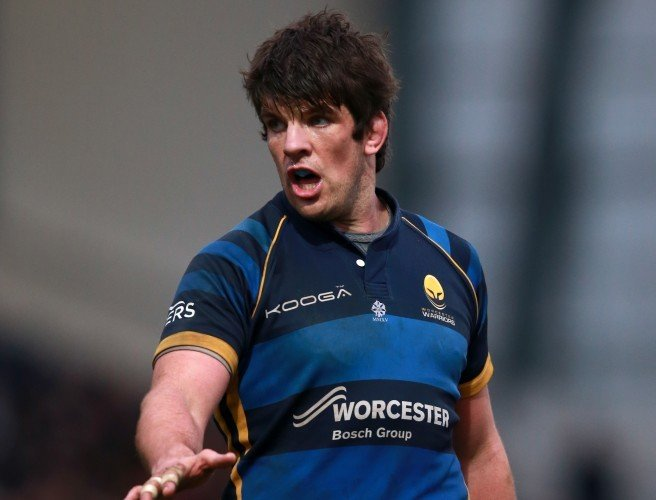 Donncha O'Callaghan, rugby, Worcester Warriors