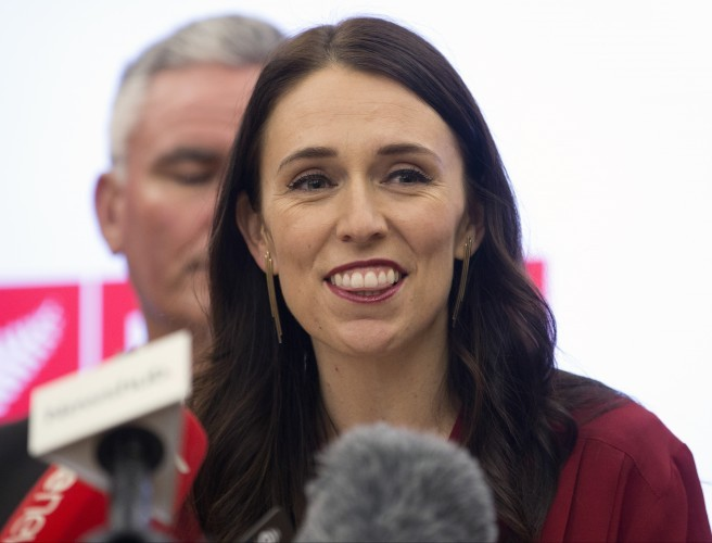Jacinda Ardern becomes New Zealand's youngest ever Prime Minister