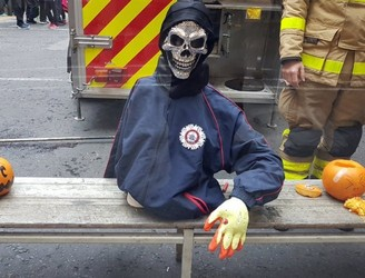 Dublin Fire Brigade issues Halloween safety warning