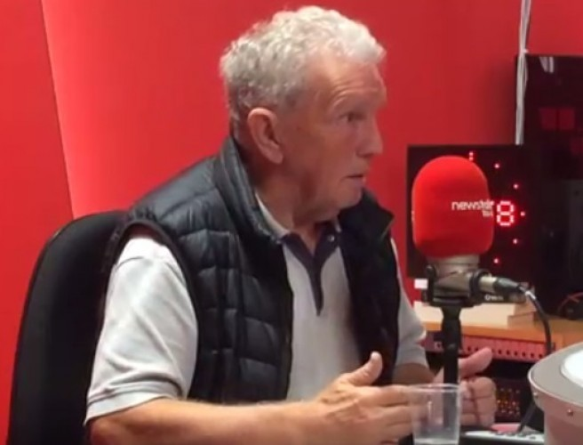 "John Giles advises Troy Deeney to ""keep his mouth shut"" after remarks about Arsenal"