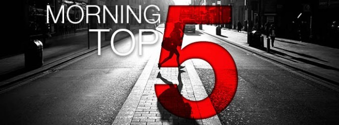 Morning top 5: Ibrahim Halawa released from prison; weather warnings issued ahead of Storm Brian