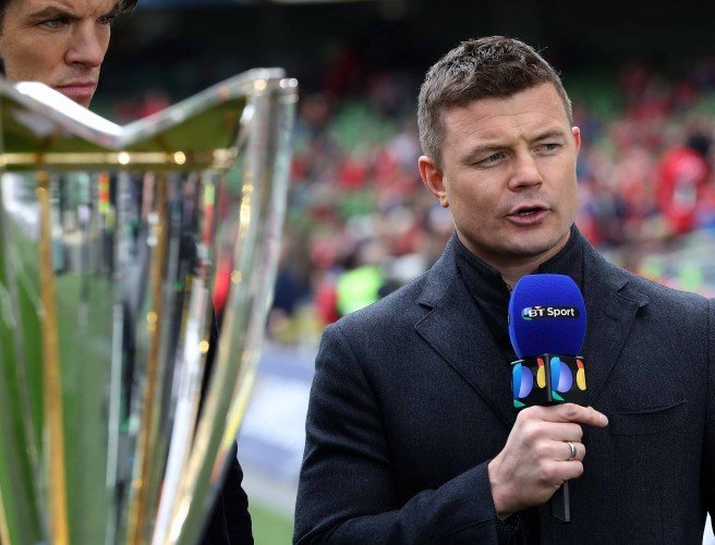 Brian O'Driscoll on rugby's growing physicality and the Champions Cup