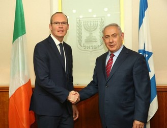 Coveney 'condemns' Israeli decision to expand West Bank settlements