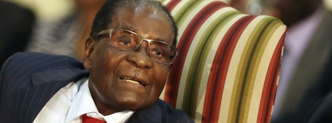 WHO removes Robert Mugabe as goodwill ambassador after widespread criticism