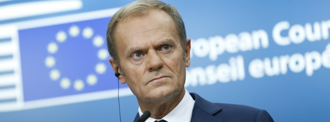 Donald Tusk: 'Toughest stress test' in Brexit negotiations is still to come