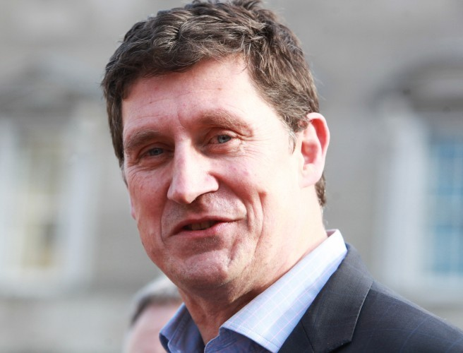 Eamon Ryan: People using Dáil bar more 'wouldn't be a bad thing'