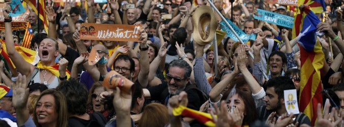 Spanish Prime Minister dissolves Catalan parliament following independence vote