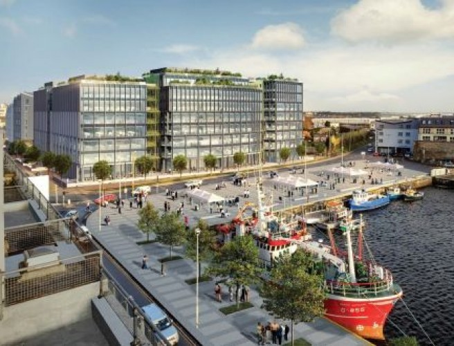 Planners approve major Galway docks development