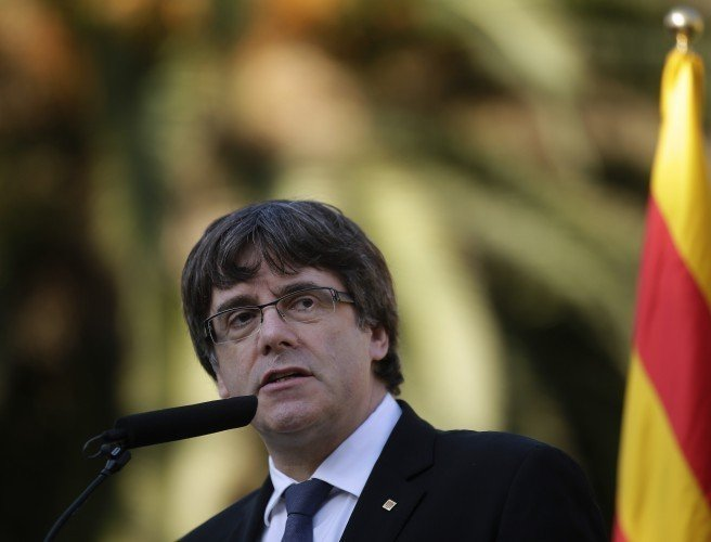 Spanish Prosecutor Brings Rebellion Charges Against Catalan Leaders