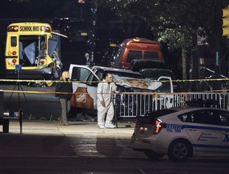 New York recovering from first fatal terror attack since 9/11