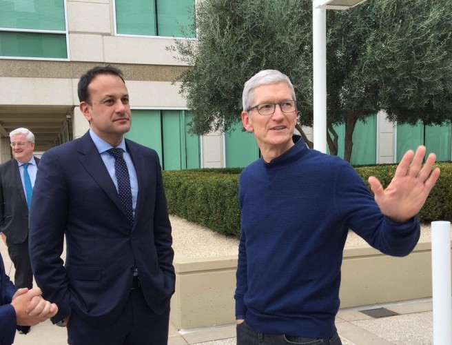 Government working to fast-track planning process following Apple saga