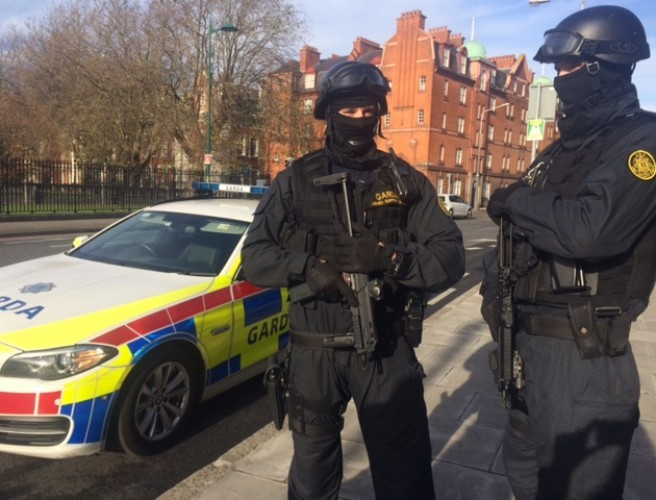 Garda operation in Dublin was 'one of most significant ever undertaken in the State'