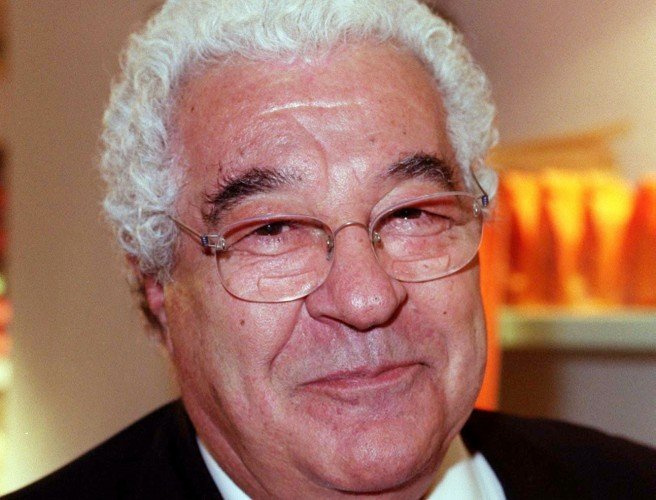Renowned celebrity chef Antonio Carluccio dies aged 80