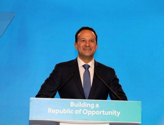 Varadkar tells Fine Gael conference: Everyone should have a home