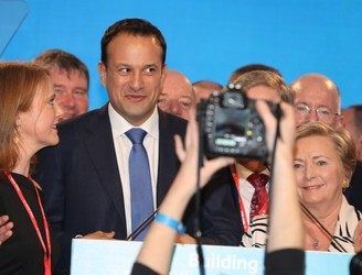 Fine Gael to unveil rolling manifesto as party conference continues