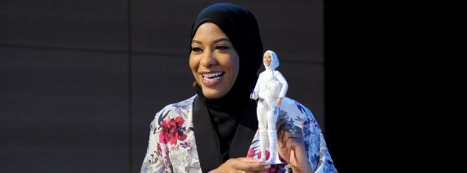 Barbie unveils its first ever doll to wear a hijab