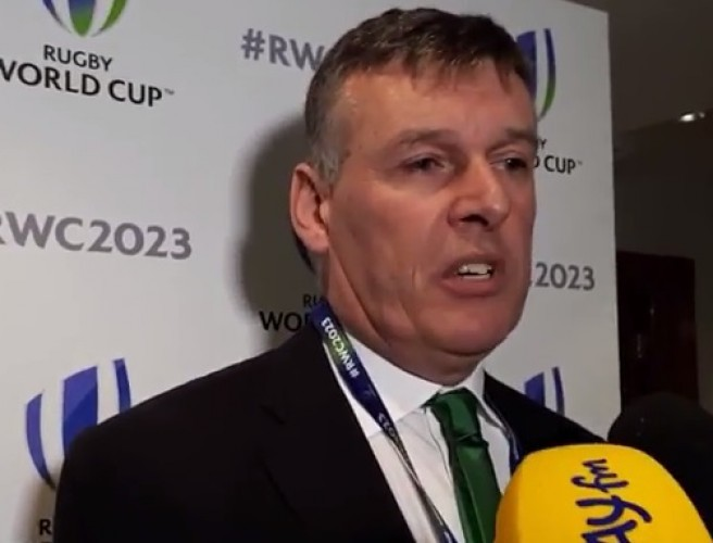 """Very disappointed indeed"" - Philip Browne on Scotland and Wales decision not to vote for Irish 2023 bid"