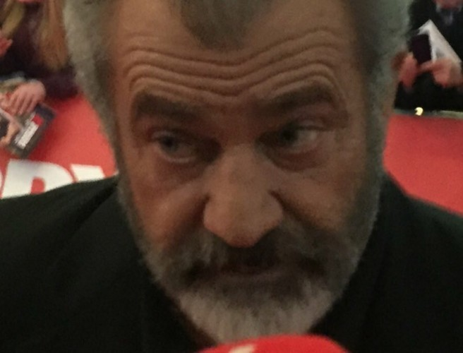 "Mel Gibson: ""A lot of light's being shined into a lot of dark places right now"""