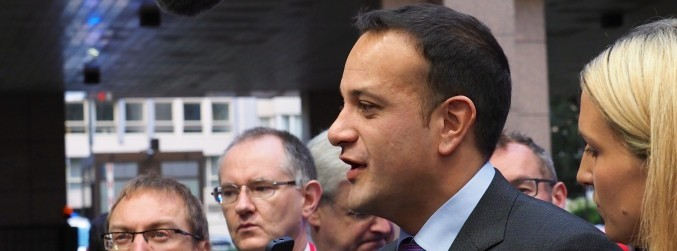 'Ireland wants commitment to no Brexit border in writing', Taoiseach says