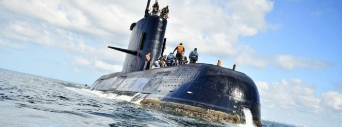 Argentina's navy says 'mystery sound' did not come from missing submarine