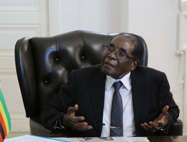 "Mugabe ""assured protection"" as part of resignation deal in Zimbabwe"