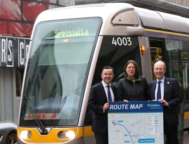 What you didn't know about the new Luas line