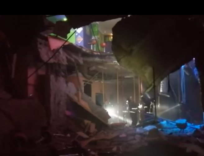 At least 22 injured in Tenerife dancefloor collapse