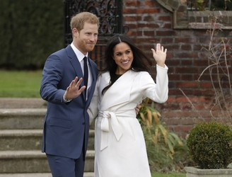Britain's Prince Harry engaged to US actress Meghan Markle