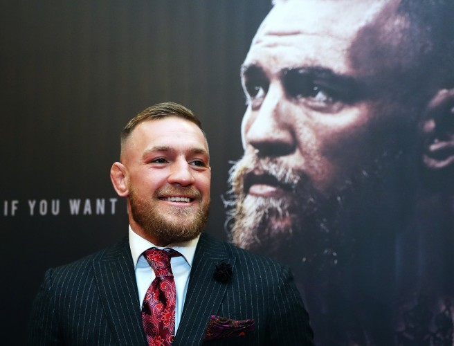 Dana White: Conor McGregor might never fight again