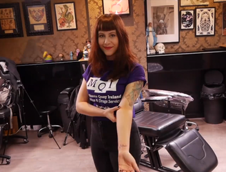 Dublin tattoo parlour aims to make its mark on homelessness