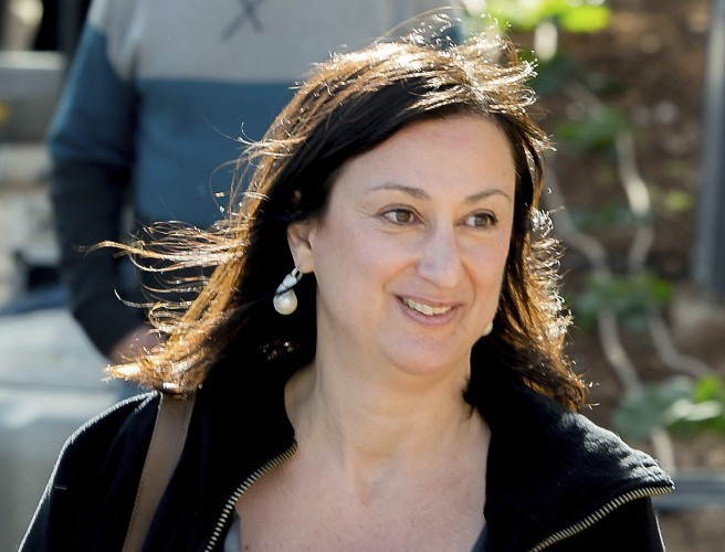 Malta announces 10 arrests in journalist's murder