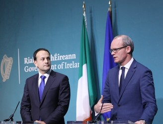Coveney: It's not our job to manage Britain's side of Brexit negotiations
