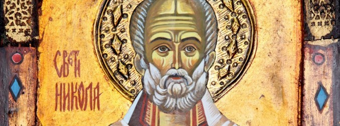 Scientists say bone fragment 'could be from' saint who inspired Santa