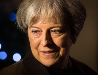 "Theresa May expected to hail ""new sense of optimism"" in Brexit negotiations"