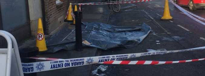 Man dies after being found with head injury in Dublin