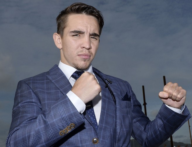 Michael Conlan believes he's close to earning world title shot