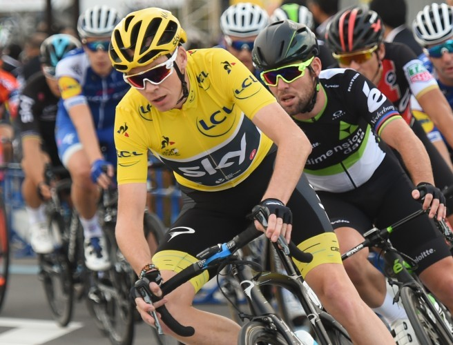 Chris Froome records 'Adverse Analytical Finding' after doubling asthma drug dose