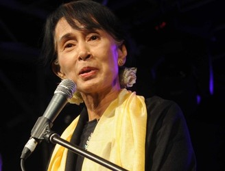 Dublin councillors vote to revoke 'Freedom of City' from Aung San Suu Kyi