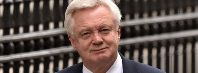 David Davis cleared of parliamentary contempt over Brexit reports