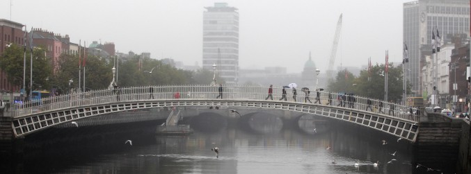 Thursday's weather: Cloudy and misty with patchy rain or drizzle