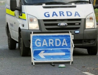 Three teens have been arrested and two people have been injured in Kildare