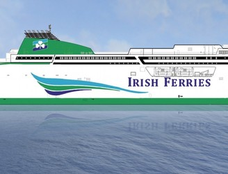 Irish Ferries announces €165m plan for the world's largest cruise ferry