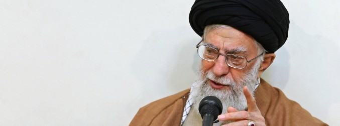 Iran's supreme leader blames 'enemies' of country for recent unrest